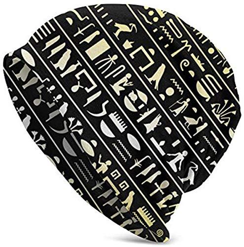 Quintion Robeson Puerto Rico Karte Antike gelbe ägyptische Muster Mütze für...