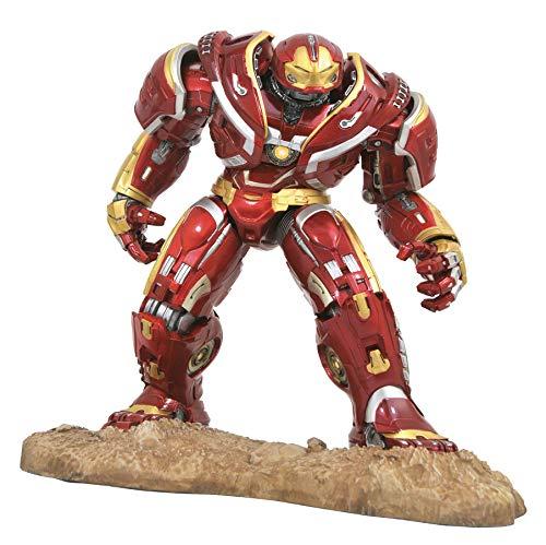 "DIAMOND SELECT TOYS Marvel Milestones Deluxe: Avengers Infinity War: Hulkbuster Iron Man MK2 24"" Resin Statue image"