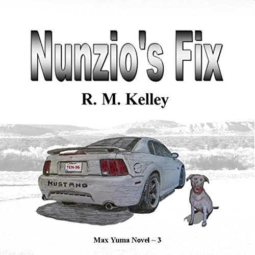 Nunzio's Fix audiobook cover art