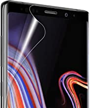 ESR [2-Pack] Screen Protector with LiQuid Skin Compatible for the Samsung Galaxy Note 9, Soft TPU Full Coverage, Easy Installation Kit Compatible for the Samsung Galaxy Note 9