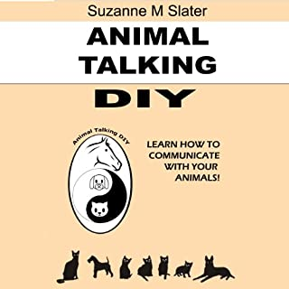 Animal Talking DIY audiobook cover art