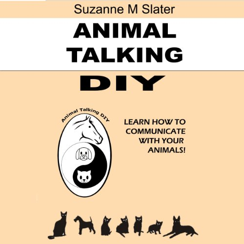 Animal Talking DIY audiobook cover art