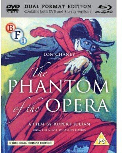 The Phantom of the Opera (3-disc set) [Blu-ray] [UK Import]