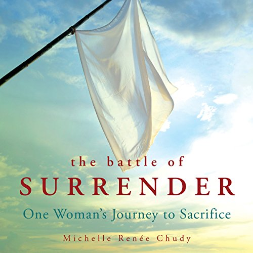The Battle of Surrender  audiobook cover art
