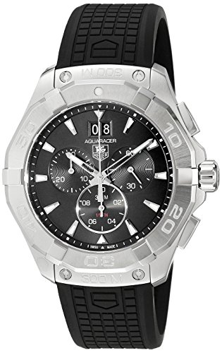 Reloj Aquaracer CAY1110.FT6041 Tag Heuer cronógrafo caucho 300 m