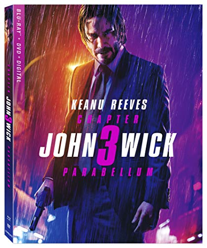 John Wick: Chapter 3 – Parabellum [Blu-ray]