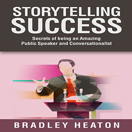 Storytelling Success audiobook cover art
