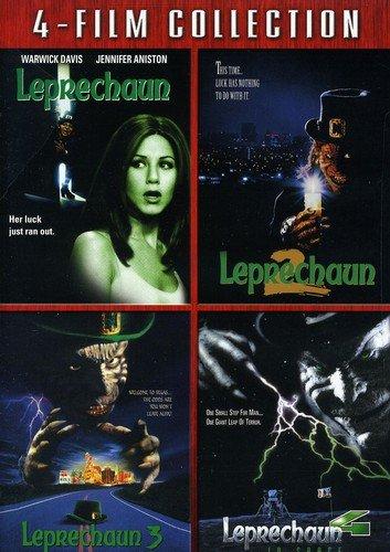 Leprechaun 1-4 [Reino Unido] [DVD]