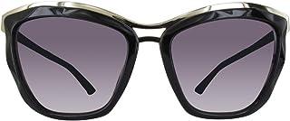 Swarovski Cat Eye Sunglasses for Women - Lilac Lens, SK0116 01B
