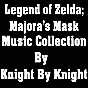 Legend of Zelda; Majora's Mask Music Collection
