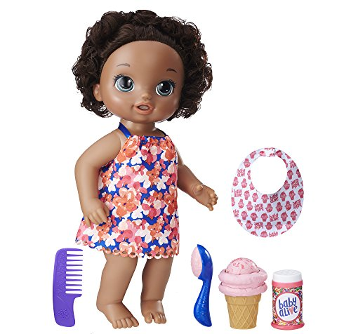 Baby Alive Magical Scoops Baby (AA)