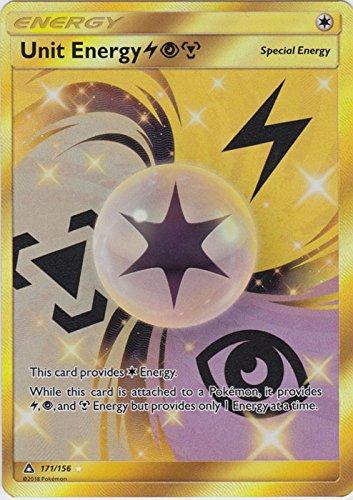 Unit Energy LPM - 171/156 - Secret Rare - Sun & Moon: Ultra Prism