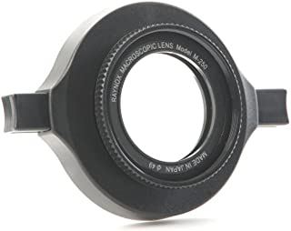 Raynox DCR-250 Super Macro Snap-On Lens (Renewed)