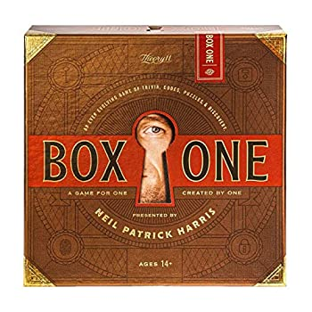 Limited Exclusive Edition Box One Presented by Neil Patrick Harris Game