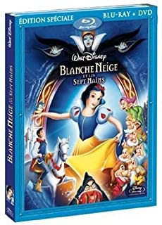 Blanche Neige et Les Sept Nains [Combo Blu-Ray + DVD] (B002EL4RM0) | Amazon price tracker / tracking, Amazon price history charts, Amazon price watches, Amazon price drop alerts