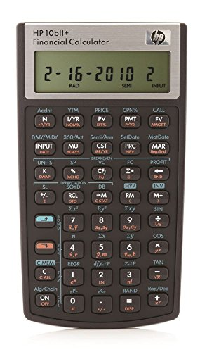 HP HP10bII+ - Calcolatrice finanziaria