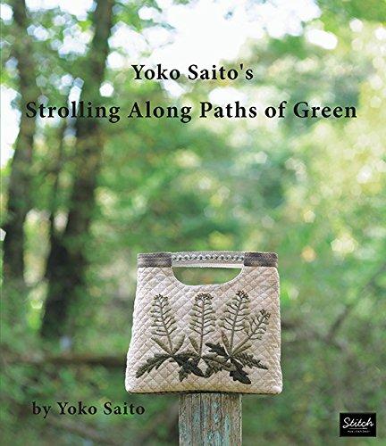 YOKO SAITOS STROLLING ALONG PA