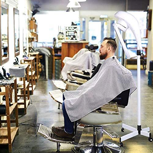 WRQ 950W Trockenhaube Salon Haartrockner Mit Rolling Stehen Für Haarfärbung Perming Conditioner Dampfer
