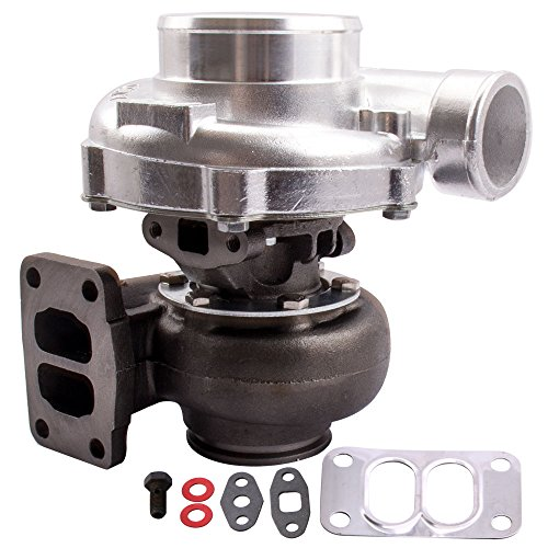 Universal T70 Turbo Charger .70 A/R 0.82 Turbine T3 V Band Flange Oil Cooled 500HP