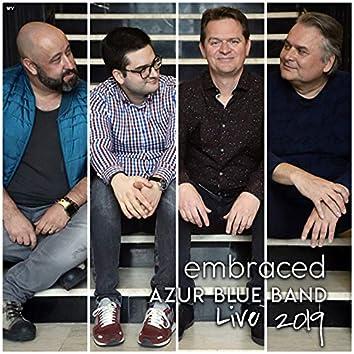 Embraced (feat. Ákos Kertész, Gábor Csaba Veress, Norbert Binder, Márton Pfeff) [Live 2019]