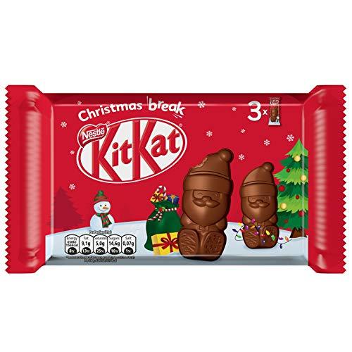 Kit Kat Santa 3Mp (3X29G)
