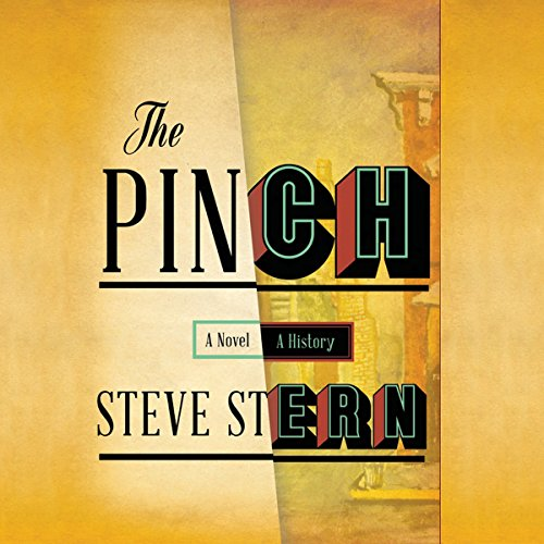 The Pinch audiobook cover art