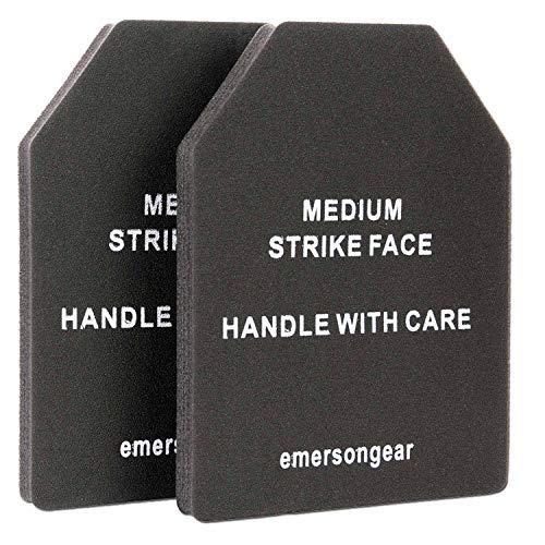 Dummy Platte Medium Strike Face von ermersongear® für Taktische Westen Airsoft Paintball
