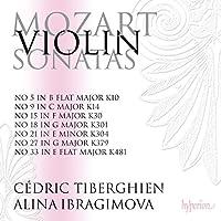 Mozart: Violin Sonatas by Alina Ibragimova