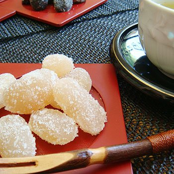 甘納豆セット (白いんげん甘納豆3) 豆菓子