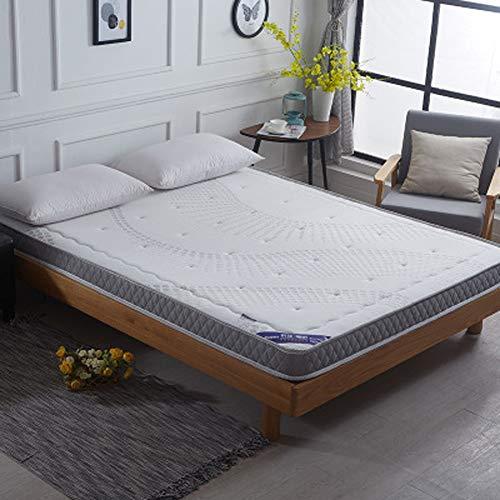 Best Deals! ZDiane Japanese Floor Mattress, Double Memory Foam Futon Mattress Sleeping Tatami Floor Mat Foldable Futon Tatami Mattress, Blue, 120x190cm(47x75inch),Gray,120x190cm【20cm】