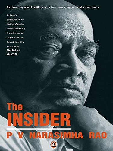 The Insider by [P V Narsimha Rao]
