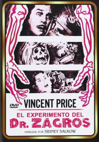 El experimento del Dr. Zagros [DVD]