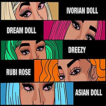 Nunnadet Shit (feat. Rubi Rose, Dream Doll, Dreezy & Ivorian Doll) [Remix] (Remix)