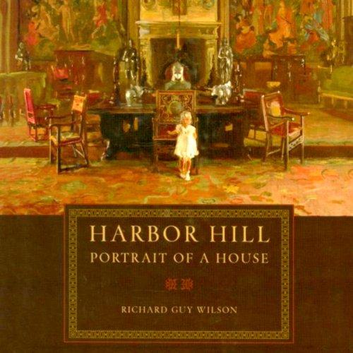 Harbor Hill audiobook cover art