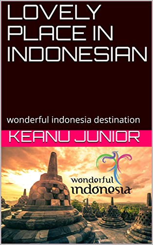 LOVELY PLACE IN INDONESIAN: wonderful indonesia destination (English Edition)