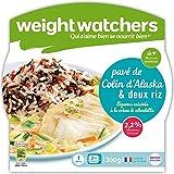 WEIGHT WATCHERS - Pavé De Colin Légumes Cuisinés À La Crème Et Ciboulette 300G - Lot De 3