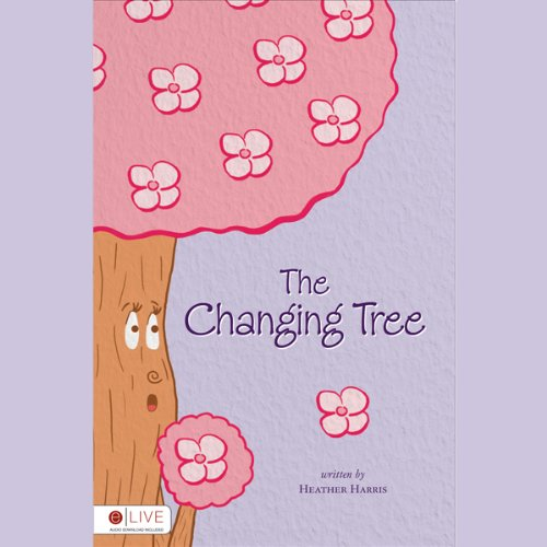 The Changing Tree audiobook cover art