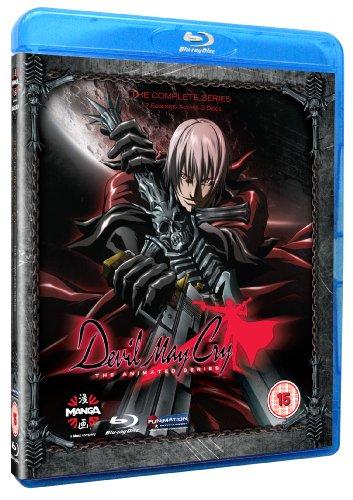 Devil May Cry-The Complete Series Box Set Blu-Ray [Edizione: Regno Unito] [Import]