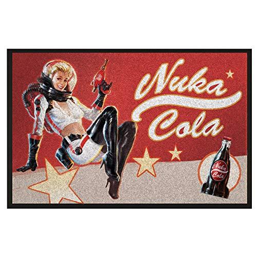 Fallout Alfombra - Nuka Cola Pin-Up