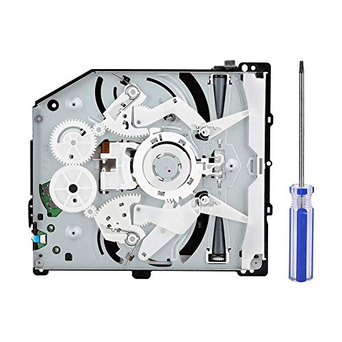 M ugast DVD Optical Disk, KES-860 Magnetische DVD Optical Disc Game Drive Disk mit Schraubendreher, für PS4 1000 Main Engine, (KES-860)