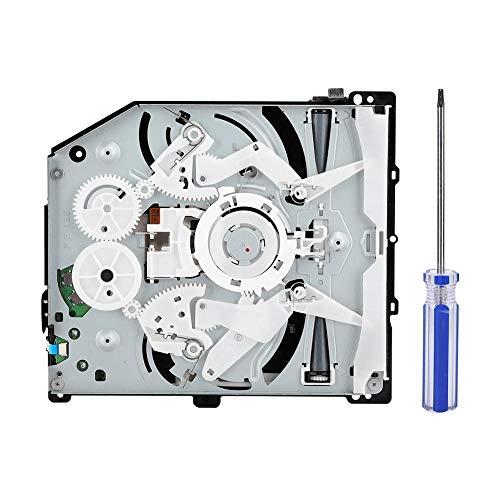 M ugast DVD Optical Disk, KES-860 Magnetische DVD Optical Disc Game Drive Disk mit Schraubendreher, für PS4 1000 Main Engine, (KES-860)