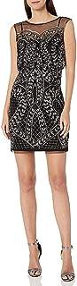 Women's Beaded Short Dress