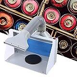 AC100-240V Kit de cabine de pulvérisation d'aérographe avec lumière LED, filtre extracteur de cabine de peinture portable