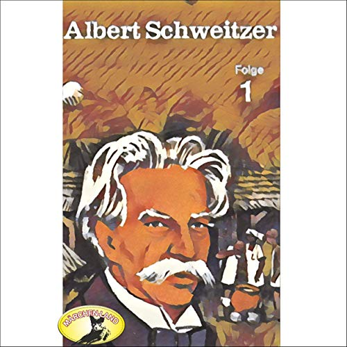 Albert Schweitzer 1 audiobook cover art