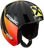 Atomic, Casque de ski de course, Unisexe, Redster Replica, L (58-59 cm), Noir (Marcel), AN5005482L