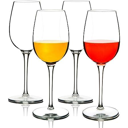 Lot de 12 245/ML Jet 406803/Verre /à vin en Polycarbonate incassable Small Classic Wine Clear