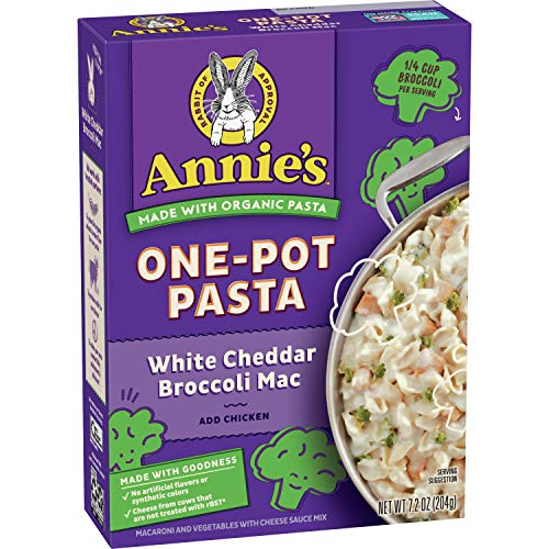 Annie's One-Pot Pasta, White Ched…