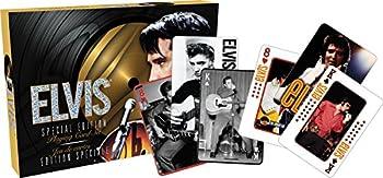 Aquarius Elvis Presley Matchbox Playing Card Set