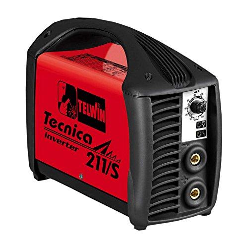 Telwin Tecnica 211/S MMA / WIG Schweißgerät Elektrodenschweißgerät 15 - 180 A, 230V