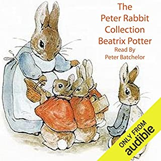 The Peter Rabbit Collection                   Written by:                                                                                                                                 Beatrix Potter                               Narrated by:                                                                                                                                 Peter Batchelor                      Length: 2 hrs and 42 mins     8 ratings     Overall 3.4